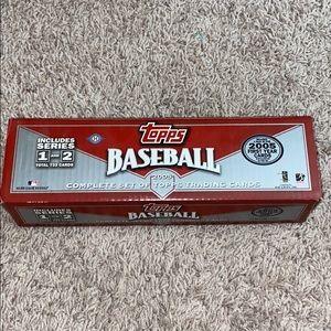 2005 tops baseball cards series 1&2